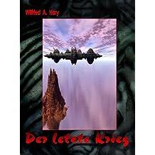 HdW-B 003: Der letzte Krieg (HERR DER WELTEN Buchausgabe)