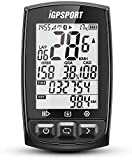 iGPSPORT iGS50E (versión española) - Ciclo computador GPS Bicicleta Ciclismo. Cuantificador grabación de Datos y rutas. Pantalla 2.2' Anti-Reflejo. Conexión Sensores Ant+/2.4G. Bluetooth IPX7