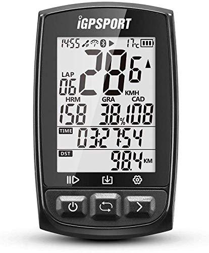 iGPSPORT iGS50E (versión española) - Ciclo computador GPS Bicicleta Ciclismo. Cuantificador grabación...