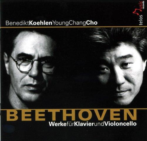 Young Chang Klavier (Beethoven: Werke fur Klavier und Violoncello)