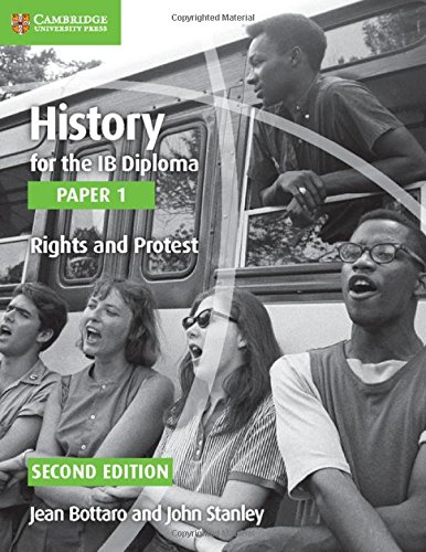 History for the IB Diploma. Paper 1. Series Editor: Allan Todd. Rights and Protest por Jean Bottaro