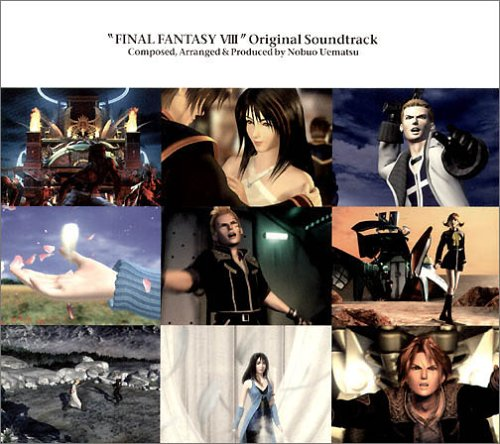 Final Fantasy VIII Arc Music Box