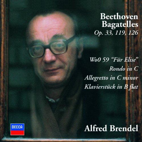 Beethoven: Bagatelles Opp.33, ...