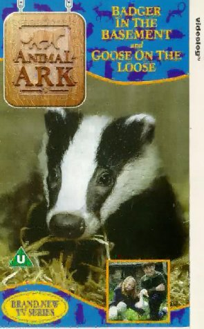 animal-ark-badger-in-the-basement-goose-on-the-loose-vhs