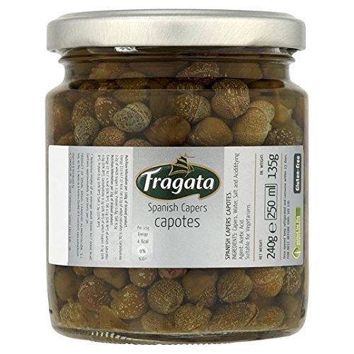 Sélectionnez Fragata espagnol Capote Capers 240g