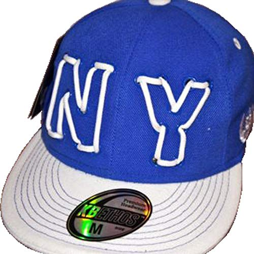 KB Ethos NY dentelle plat Visière, bling Drap-housse Super Hip Hop Hat