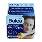 Balea Q10 Anti Falten Nachtcreme mit Omega Komplex (50ml)