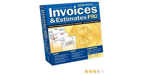 I-797 Receipt Nova Invoices And Estimates Pc Amazoncouk Software Ariba Invoice Management with Mac Invoice Software Word  Template For A Receipt