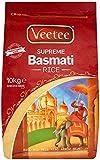 Veetee Supreme Basmati Rice (10 kg)