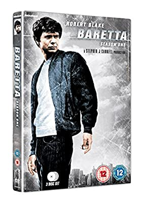 Baretta - Season One (3 disc set) [DVD]