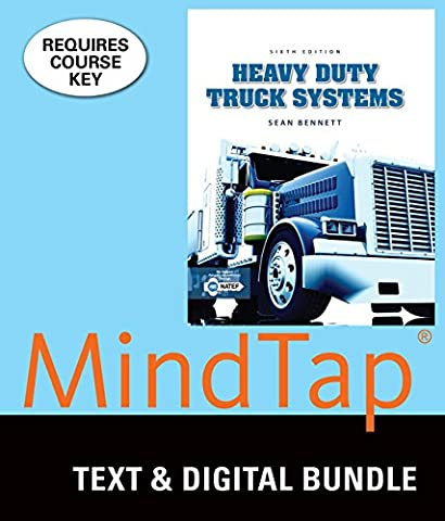 Heavy Duty Truck Systems + Lms Integrated for Mindtap Automotive, 4-term Access