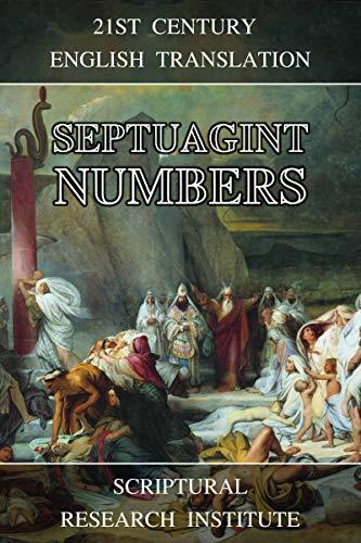 Septuagint - Numbers (English Edition)
