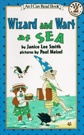 Wizard and Wart at Sea
