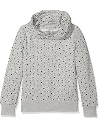 Tom Tailor Hoody with Allover Print, Sweat-Shirt à Capuche Fille