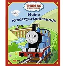 Thomas und seine Freunde Kindergartenfreundebuch: Meine Kindergartenfreunde