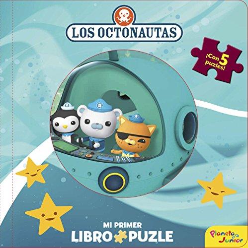 Los Octonautas. Mi primer libro puzle