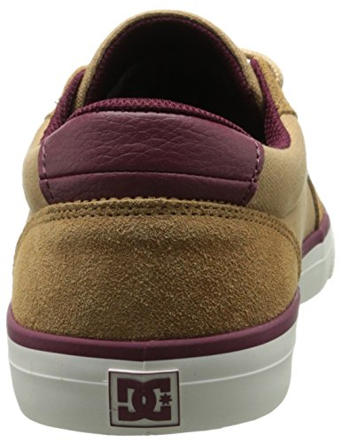 DC Shoes Council, Baskets mode homme Marron (Tan)