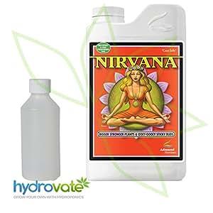 Advanced Nutrients Nirvana 100ml Hydroponic Booster dekantiert Probe