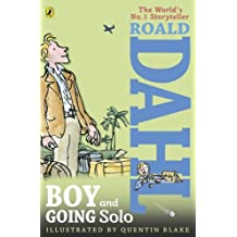 Boy and Going Solo by Roald Dahl (2013-10-03)