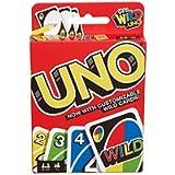 Mattel Games Uno Card Game 42003