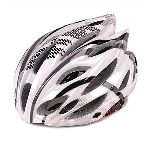TKWMDZH® Equitazione casco bici mountain bike strada biciclette , 9