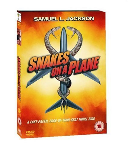 Image of Snakes on a Plane [DVD]
