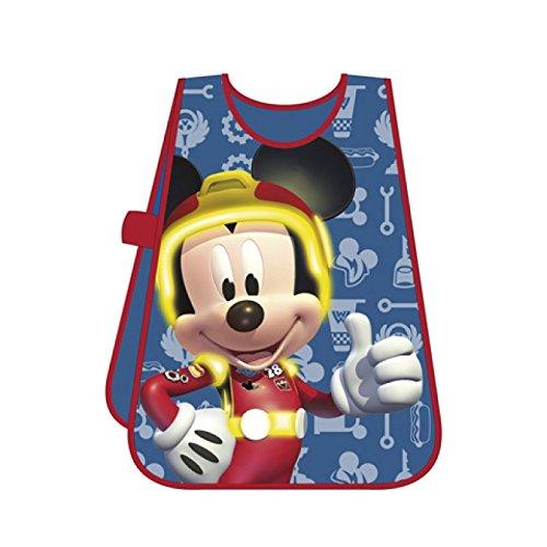 Elemed Wd12251 Mickey Und Die Roadster Racers - Shinny S/S Pvc-Schürze, mehrfarbig