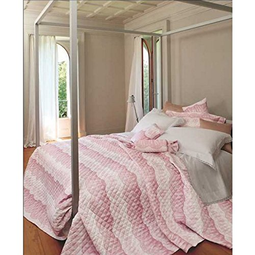 bedspread-double-bed-quilted-blumarine-art-elizabeth-col-pink