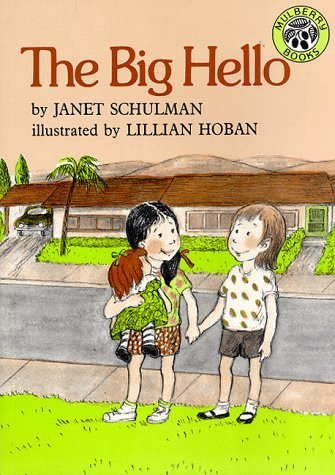 The Big Hello by Janet Schulman (1990-05-01) -