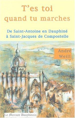 T'es toi quand tu marches : De Saint Antoine en Dauphiné à Saint-Jacques-de-Compostelle