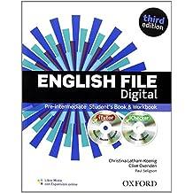 English file digital. Pre-intermediate. Student's book-Workbook. With keys. Per le Scuole superiori. Con espansione online