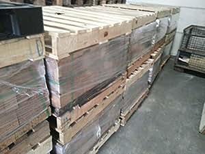Mattoni refrattari NF1 32% Al2O3, 238 pz, 1 pallet