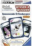 """Ravensburger 00750 - tiptoi Spiel Wissen & Quizzen: """"Spannende Erfindungen"""""""