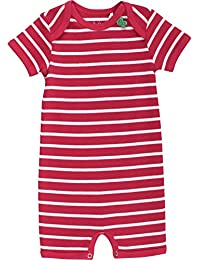 Fred'S World By Green Cotton Stripe Beach, Body Mixte Bébé