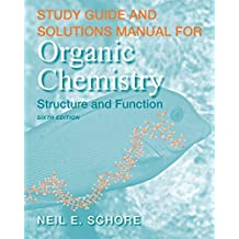 [(Study Guide and Solutions Manual for Organic Chemistry)] [By (author) K. Peter C. Vollhardt ] published on (February, 2010)