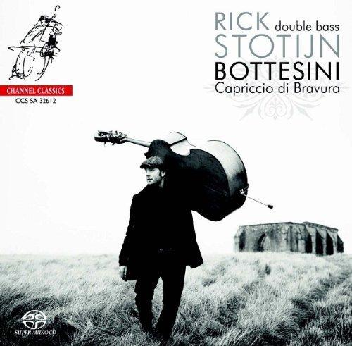 Bottesini : Capriccio Di Bravura, oeuvres pour contrebasse. Stotijn.