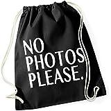 No Photos Please Gymsack Black Certified Freak