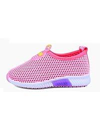 No brand Unisex - niños zapatos de gimnasia
