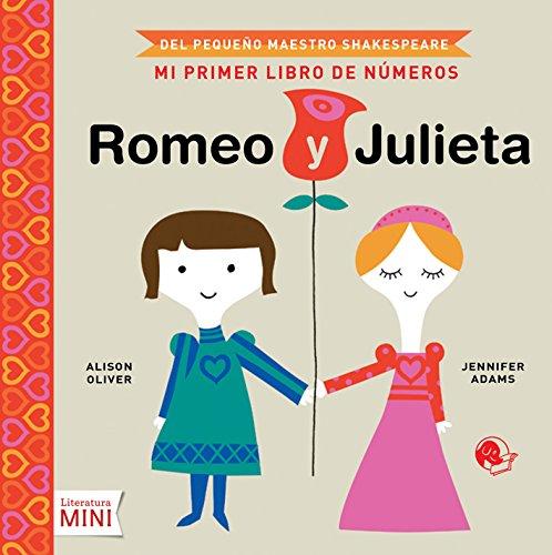 Romeo y Julieta: Mi primer libro de números