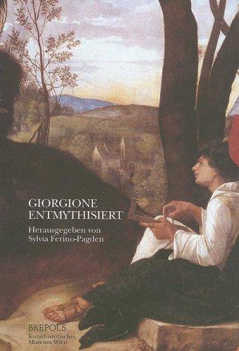 Giorgione Enthmythisiert
