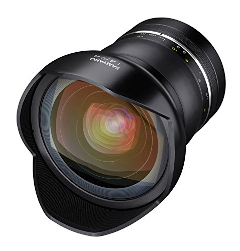 Samyang Premium 14mm F2.4 XP MF–Objektiv für Canon EF - 4