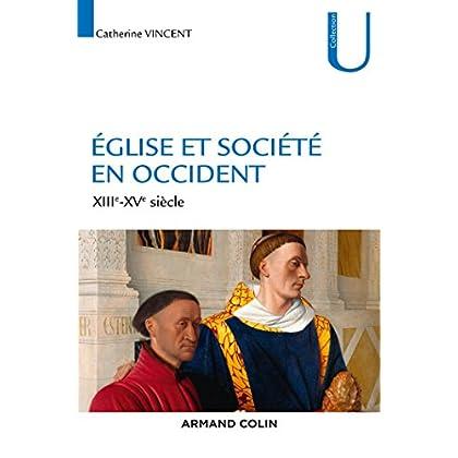 Église et société en Occident - XIIIe-XVe siècles