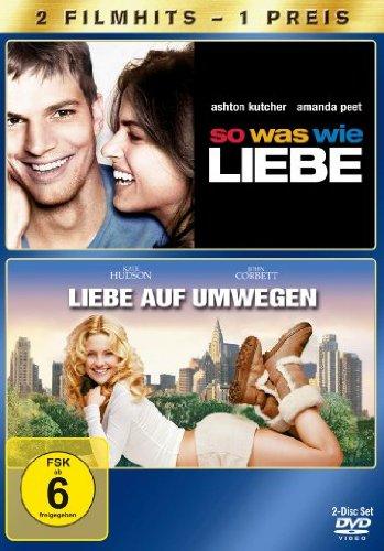 So was wie Liebe / Liebe auf Umwegen [2 DVDs]