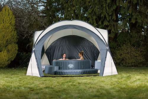Lay Z Spa Hot Tub And Pool Gazebo Dome Enclosure Inflatable