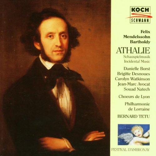 Athalie Op 74 [Import anglais]