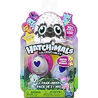 Hatchimals Pack de 2 figuras coleccionables (Spin Master 6034164) [Edición importada]