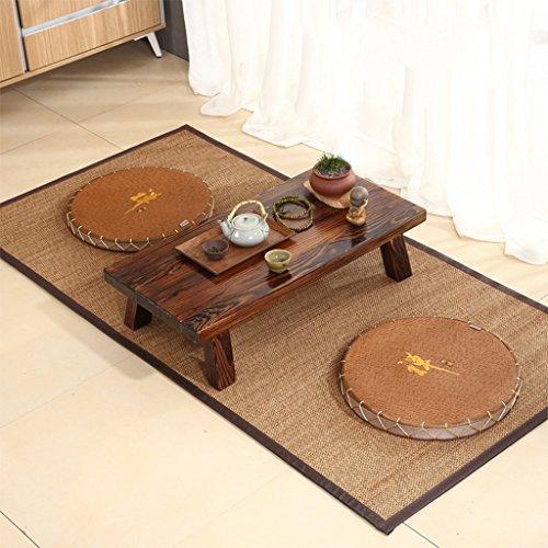 #Wohnzimmerteppich Bambus Webart Teppiche Yoga Liangxi Bambus Teppich Bereich Teppich (90 * 300cm) Decken ( Farbe : A , größe : 90*180cm )