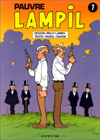 Pauvre Lampil, Tome 7 :