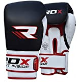 Authentic RDX Leather Pro Fight Boxing Gloves Gel - Best Reviews Guide