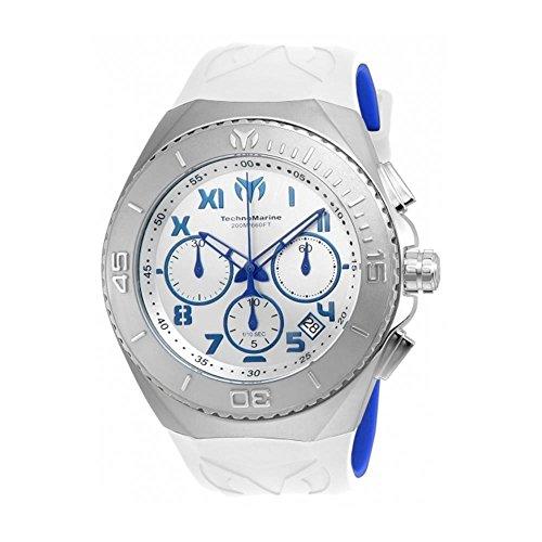 technomarine-manta-herren-armbanduhr-48mm-armband-silikon-weiss-gehause-edelstahl-batterie-tm-215063
